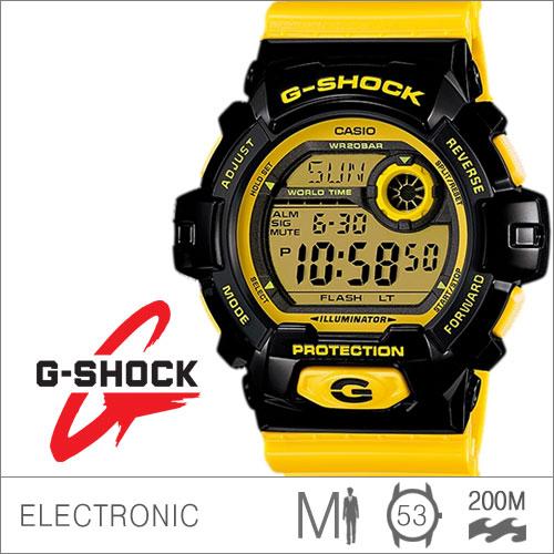 G-ShockG-8900SC-1YCR