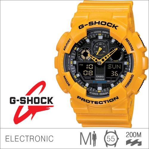G-ShockGA-100A-9ADR일시품절상품문의 바랍니다.
