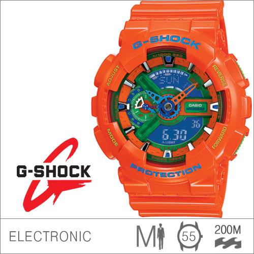 G-ShockGA-110A-4DR