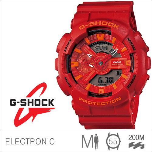 G-ShockGA-110AC-4A