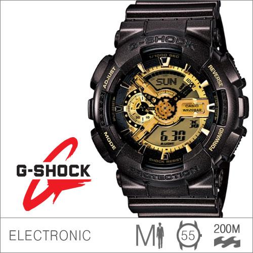 G-ShockGA-110BR-5ADR