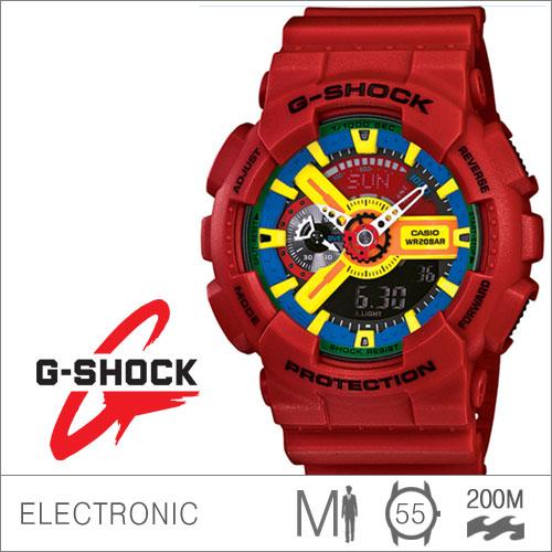 G-ShockGA-110FC-1ADR