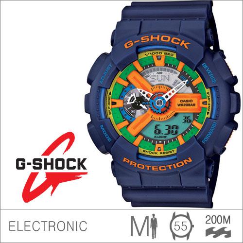 G-ShockGA-110FC-2ADR