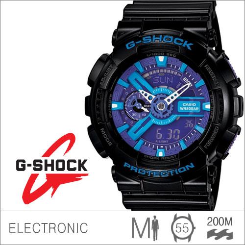G-ShockGA-110HC-1ADR