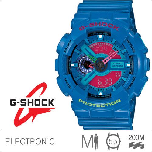 G-ShockGA-110HC-2AER