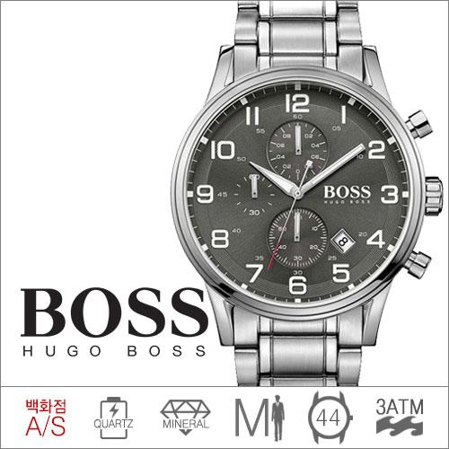 1513181 HUGO BOSS MEN'S WATCH (쿼츠/44mm) [전국 백화점 A/S보증]