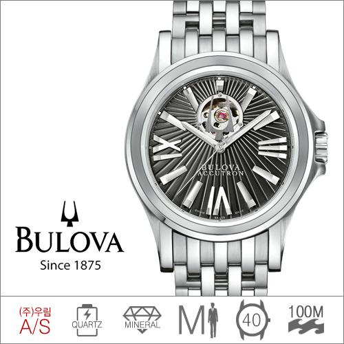 63A103 BULOVA (40mm) [판매처 A/S보증]
