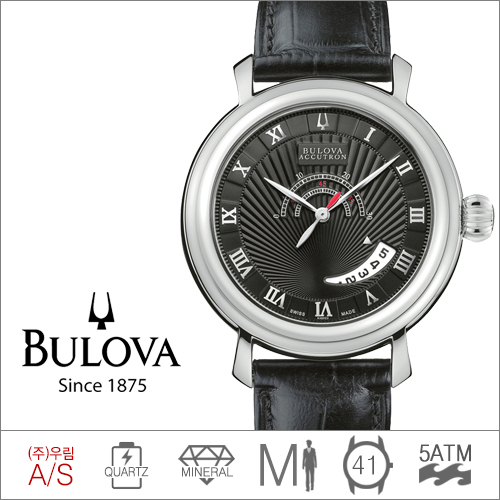 63B022 BULOVA (쿼츠/41mm) [판매처 A/S보증]
