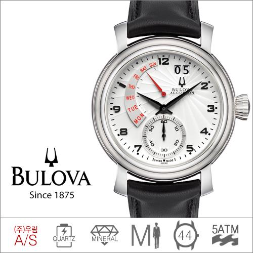 63C102 BULOVA (쿼츠/44mm) [판매처 A/S보증]