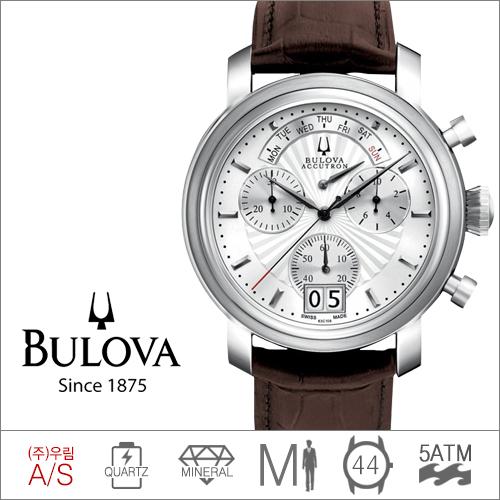 63C108 BULOVA (쿼츠/44mm) [판매처 A/S보증]
