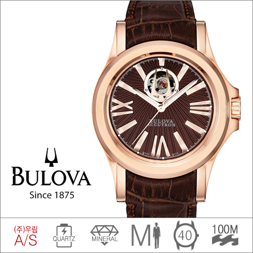 64A102 BULOVA (쿼츠/40mm) [판매처 A/S보증]