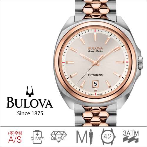 65B159 BULOVA (쿼츠/42mm) [판매처 A/S보증]