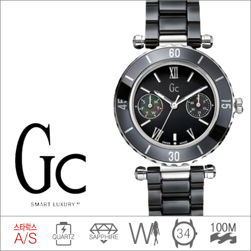 I35003L2S GUESS COLLECTION (쿼츠/34mm) [판매처 A/S보증]