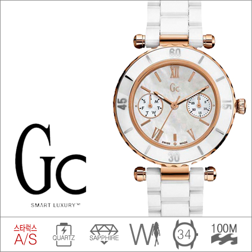 I42004L1S GUESS COLLECTION (쿼츠/34mm) [판매처 A/S보증]