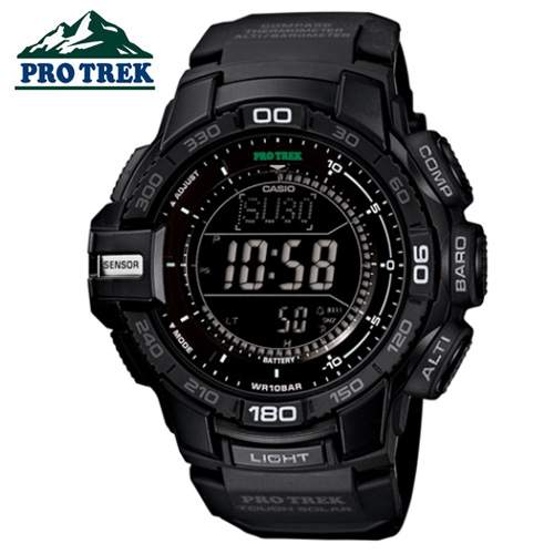 PRG-270-1A CASIO PROTREK (쿼츠/53mm) [판매처 A/S보증]