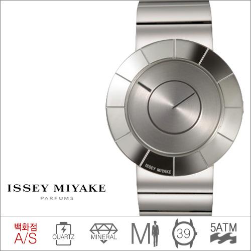 SILAN006 ISSEY MIYAKE (쿼츠/39mm) [전국 백화점 A/S보증]