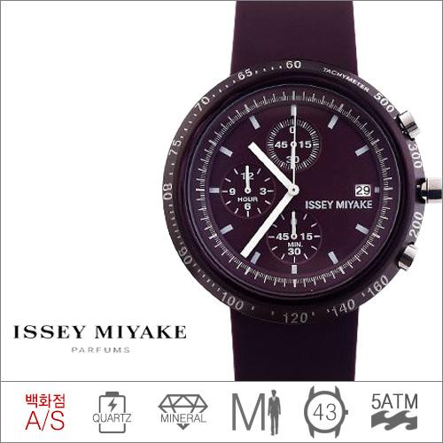 SILAT006 ISSEY MIYAKE (쿼츠/43mm) [전국 백화점 A/S보증]