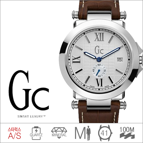 X41003G1 GUESS COLLECTION (쿼츠/41mm) [판매처 A/S보증]