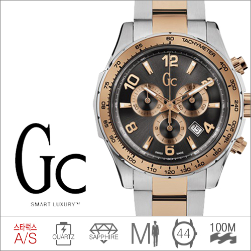 X51004G5S GUESS COLLECTION (쿼츠/44mm) [판매처 A/S보증]