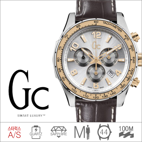 X51005G1S GUESS COLLECTION (쿼츠/44mm) [판매처 A/S보증]