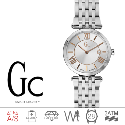 X57001L1S GUESS COLLECTION (쿼츠/28mm) [판매처 A/S보증]