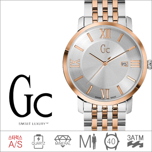 X60018G1S GUESS COLLECTION (쿼츠/40mm) [판매처 A/S보증]