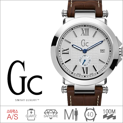 X61001G1 GUESS COLLECTION (쿼츠/40mm) [판매처 A/S보증]
