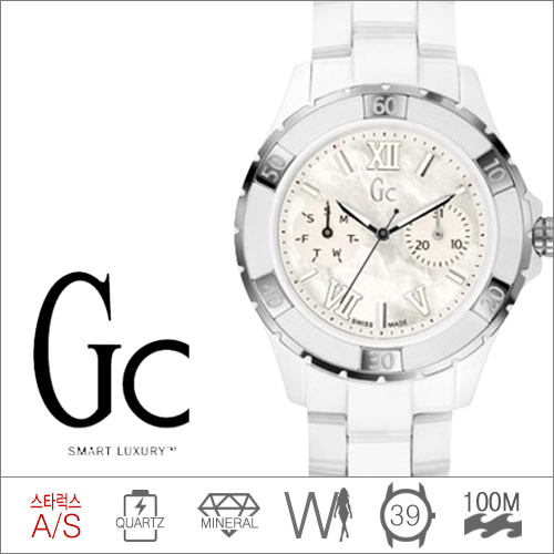 X69001L1S GUESS COLLECTION (쿼츠/36mm) [판매처 A/S보증]