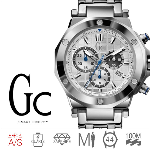 X72011G1S GUESS COLLECTION (쿼츠/44mm) [판매처 A/S보증]