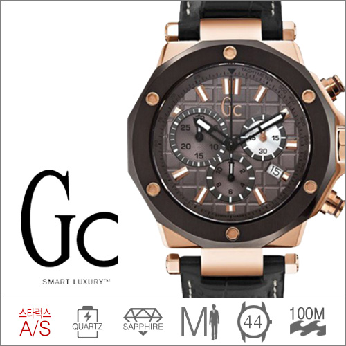 X72024G5S GUESS COLLECTION (쿼츠/44mm) [판매처 A/S보증]