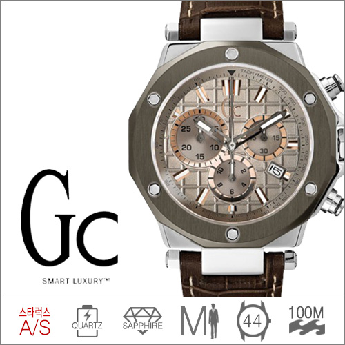 X72026G1S GUESS COLLECTION (쿼츠/44mm) [판매처 A/S보증]