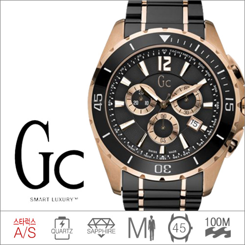 X76004G2S GUESS COLLECTION (쿼츠/45mm) [판매처 A/S보증]