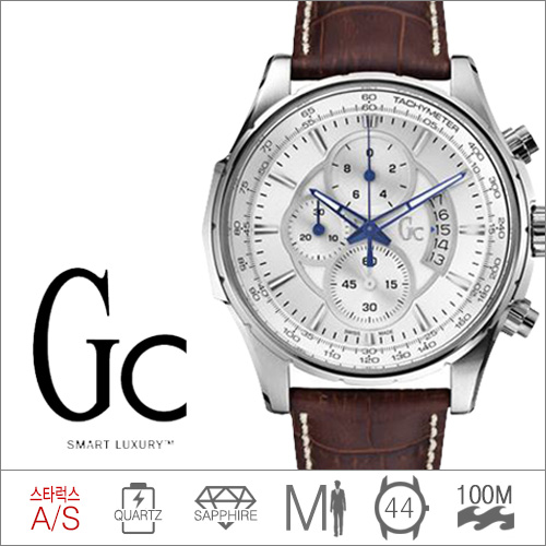 X81001G1S GUESS COLLECTION (쿼츠/44mm) [판매처 A/S보증]