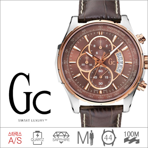 X81002G4S GUESS COLLECTION (쿼츠/44mm) [판매처 A/S보증]