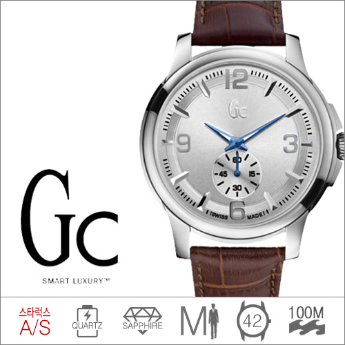 X82005G1S GUESS COLLECTION (쿼츠/42mm) [판매처 A/S보증]