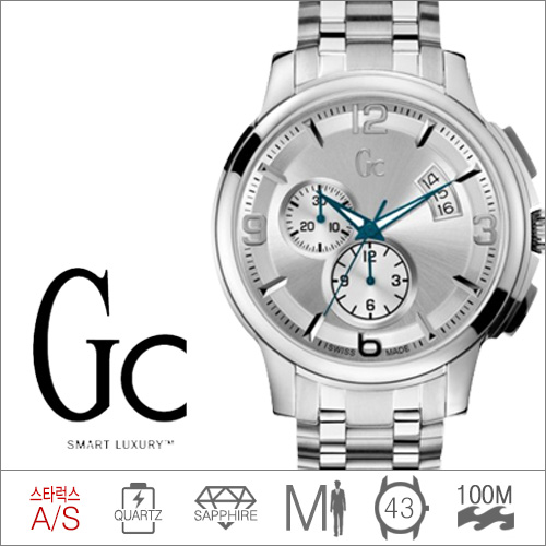 X83001G1S GUESS COLLECTION (쿼츠/43mm) [판매처 A/S보증]