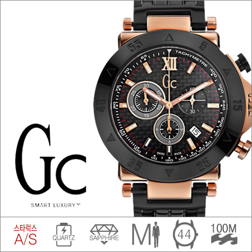 X90006G2S GUESS COLLECTION (쿼츠/44mm) [판매처 A/S보증]