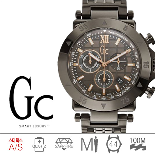 X90009G5S GUESS COLLECTION (쿼츠/44mm) [판매처 A/S보증]