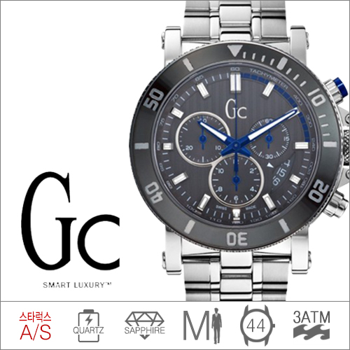 X95005G5S GUESS COLLECTION (쿼츠/44mm) [판매처 A/S보증]