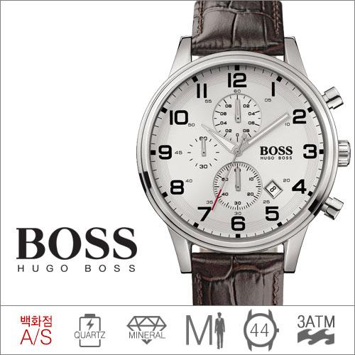 1512447 HUGO BOSS LADIES' WATCH (쿼츠/44mm) [전국 백화점 A/S보증]