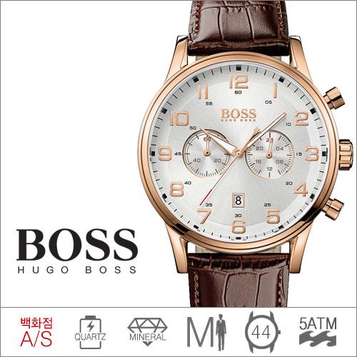1512921 HUGO BOSS LADIES' WATCH (쿼츠/44mm) [전국 백화점 A/S보증]