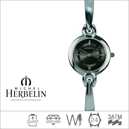 17001/B14 MICHEL HERBELIN (쿼츠/24mm) [판매처 A/S보증]