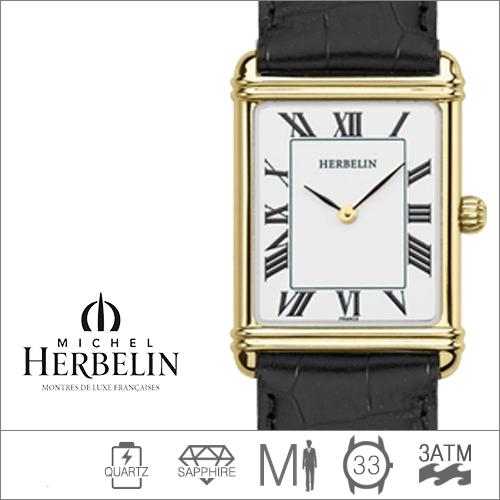 17468/P01 MICHEL HERBELIN (쿼츠/33mm) [판매처 A/S보증]