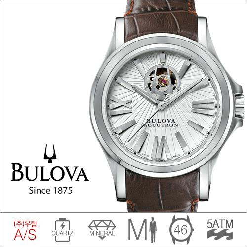 63A100 BULOVA (쿼츠/40mm) [판매처 A/S보증]