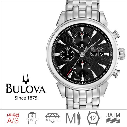 63C113 BULOVA (쿼츠/42mm) [판매처 A/S보증]