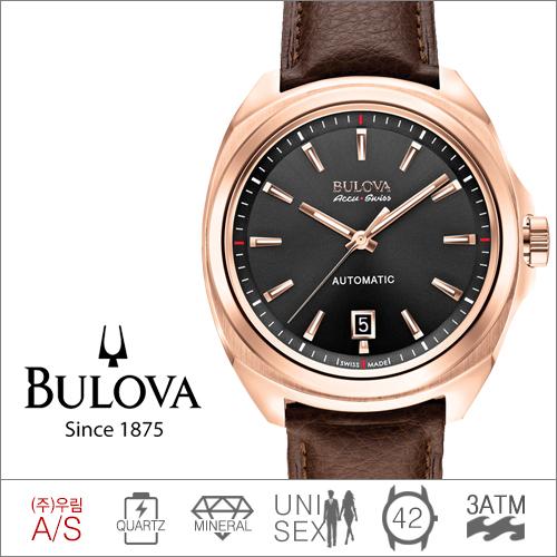 64B126 BULOVA (쿼츠/42mm) [판매처 A/S보증]