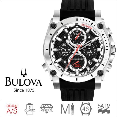 98B172 BULOVA (쿼츠/46mm) [판매처 A/S보증]