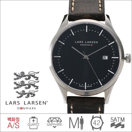 Alex119SBDBL  LARS LARSEN (쿼츠/42mm) [전국 백화점 A/S보증]