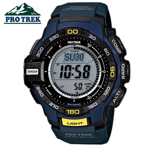 PRG-270-2D CASIO PROTREK (쿼츠/53mm) [판매처 A/S보증]