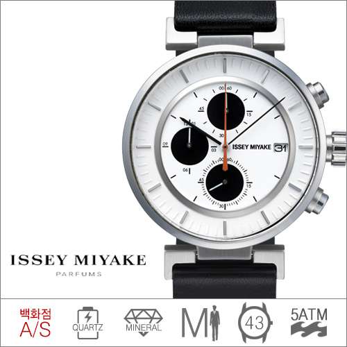 SILAY003 ISSEY MIYAKE (쿼츠/43mm) [전국 백화점 A/S보증]